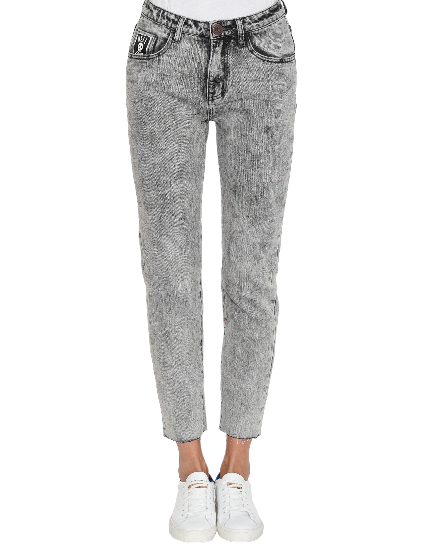 Женские джинсы ONETEASPOON 20398-ONE_gray