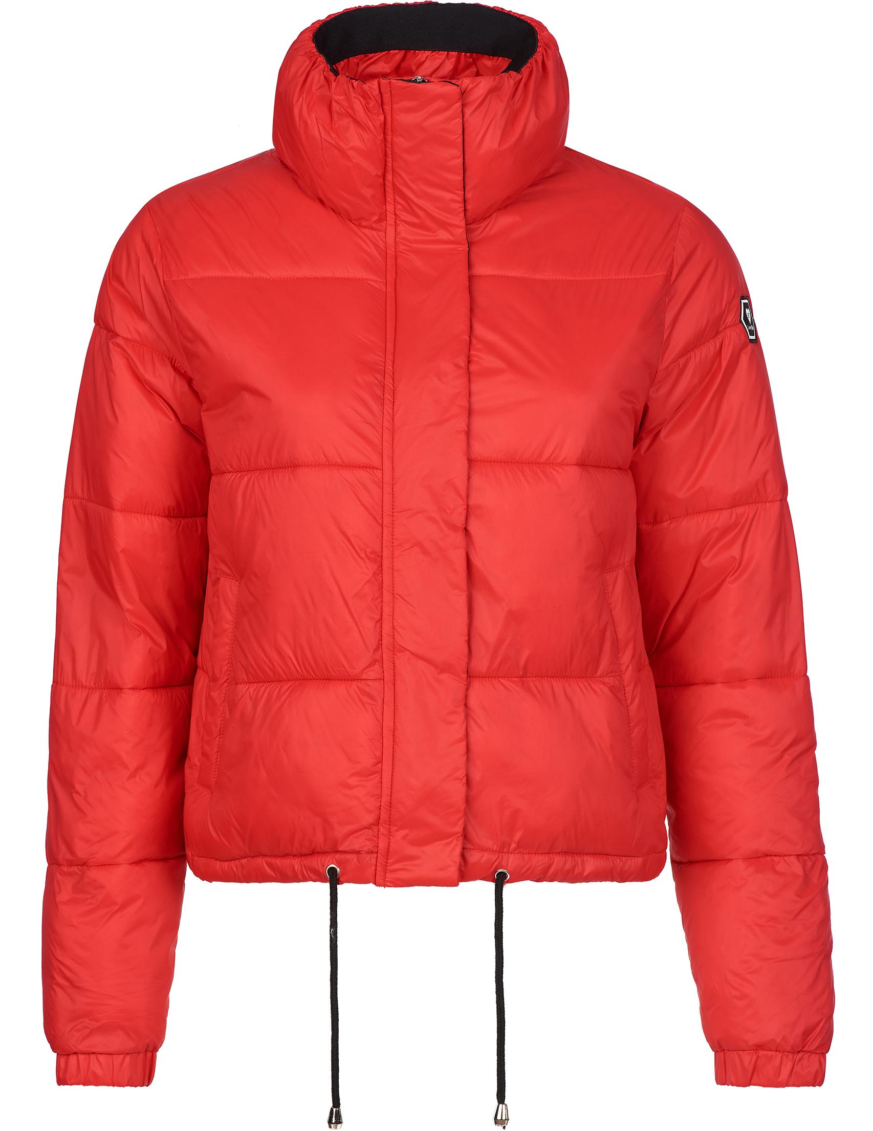 Купить Куртки, Куртка, SILVIAN HEACH, Красный, 100%Полиуритан;100%Полиэстер, Осень-Зима