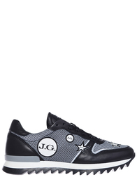 Женские кроссовки John Galliano 7985_black