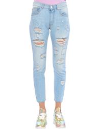 Женские джинсы UP JEANS UWPA0879--denim