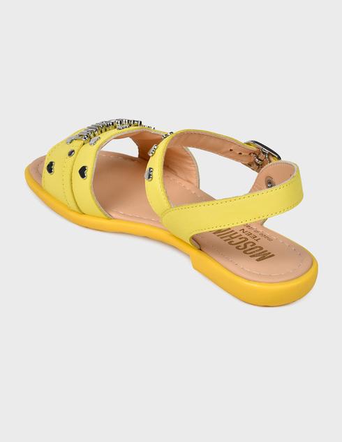 Moschino 26176-giallo-yellow фото-2