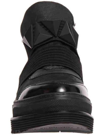черные Ботинки Laura Bellariva 7532CTM_black размер - 37; 38; 40