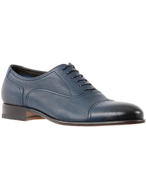 синие мужские Туфли Moreschi 042166 10357 грн