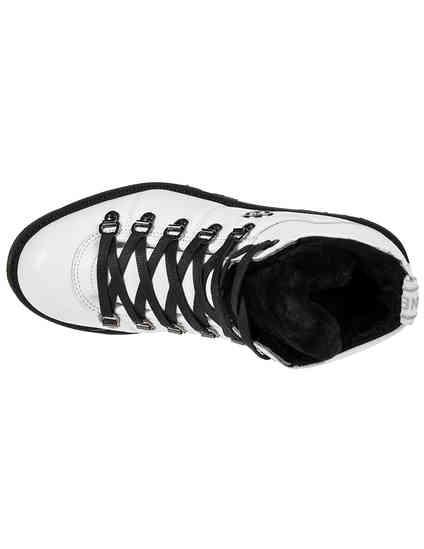 белые Полуботинки Bogner 293-C583-10 размер -