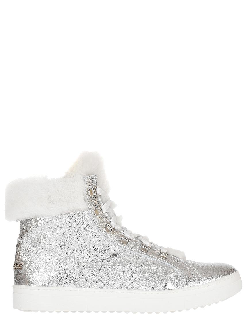 Женские кеды GF Ferre 57338-LM-silver