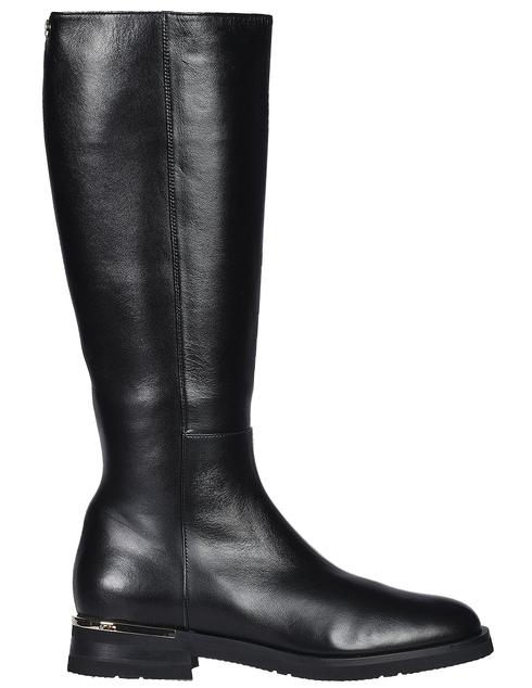 женские черные Сапоги Baldinini AGR-048659E13ZNAPINEOH - фото-2