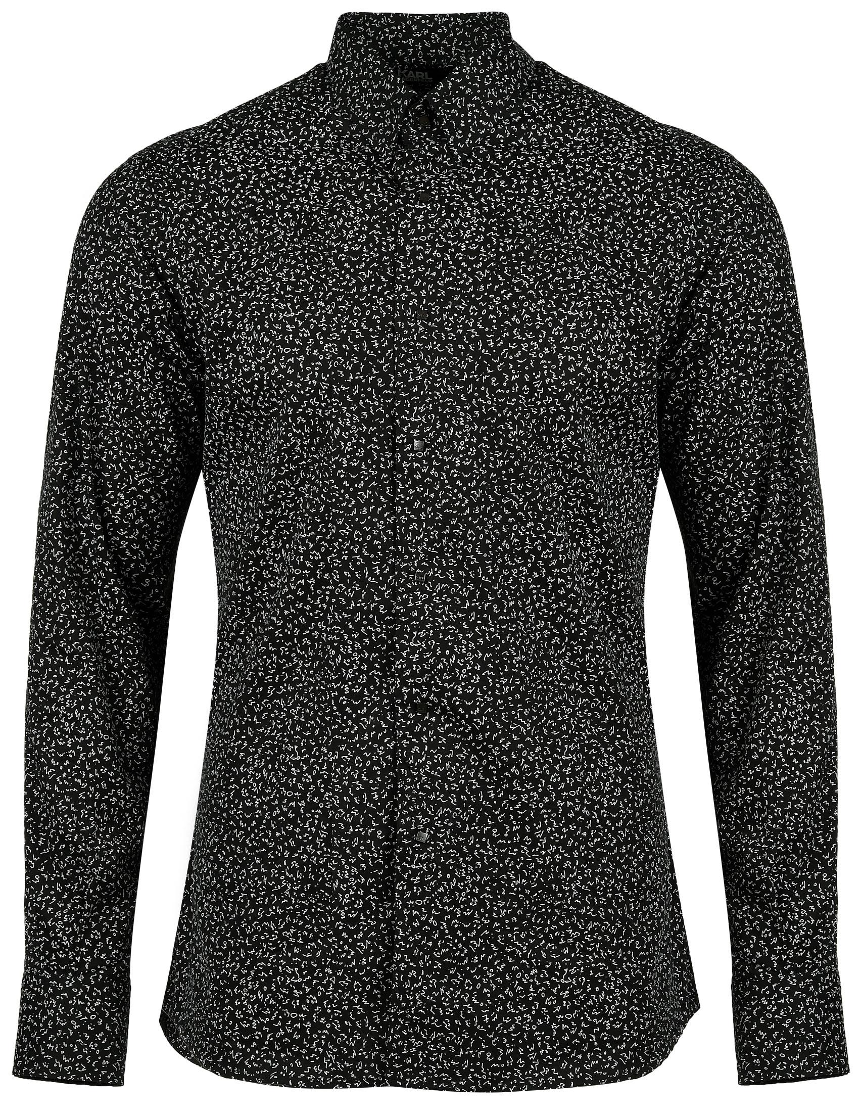 Рубашка KARL LAGERFELD 605000582616-991