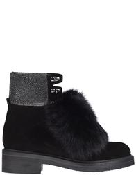 Женские ботинки Genuin Vivier 41480_black