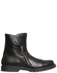 Детские ботинки для девочек Naturino 4754-nero_black