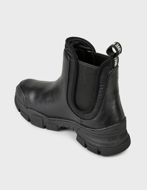 женские черные Ботинки Love Moschino JA15614G0DIAI00A - фото-2