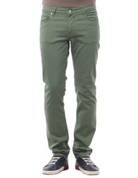 Мужские джинсы ZEGNA SPORT 2904-green