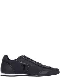 Мужские кроссовки Trussardi Jeans 77021_black