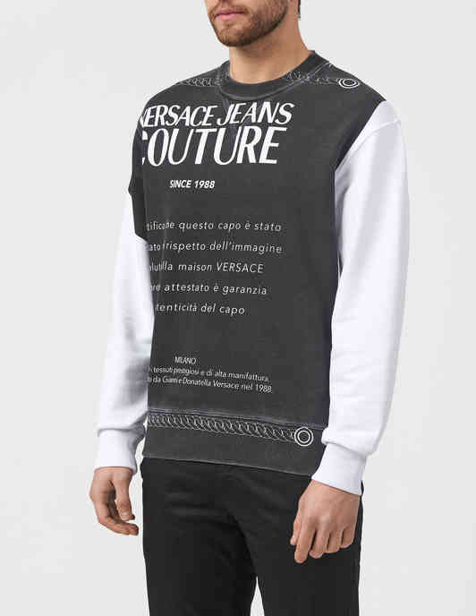 Versace Jeans Couture B7GVA7F5-13956-white фото-2