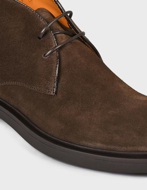 мужские коричневые Ботинки Fabi FU0358A-805 - фото-7