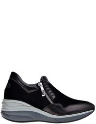 Женские кроссовки Cesare Paciotti 114_black