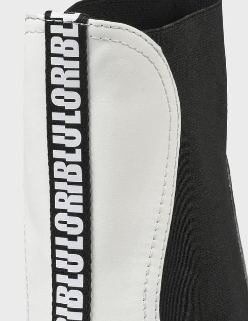 женские белые Ботинки Loriblu 2I4TL01800 - фото-6