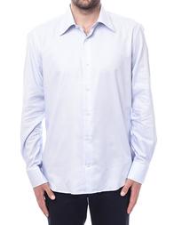 Мужская рубашка VALENTINO P-110_blue