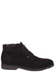 LUCA GUERRINI Черные ботинки