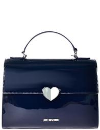Женская сумка Love Moschino 4248_blue