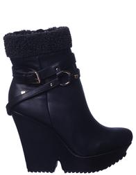 Женские ботинки LOVE MOSCHINO JA210700A_black