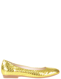 Женские балетки RENZI 501112B_gold