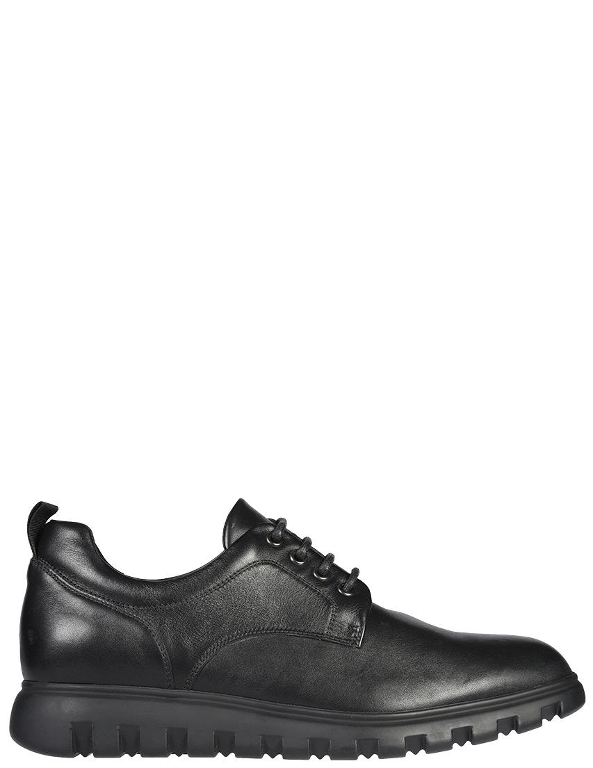 Купить Туфли, VOILE BLANCHE, Черный, Осень-Зима