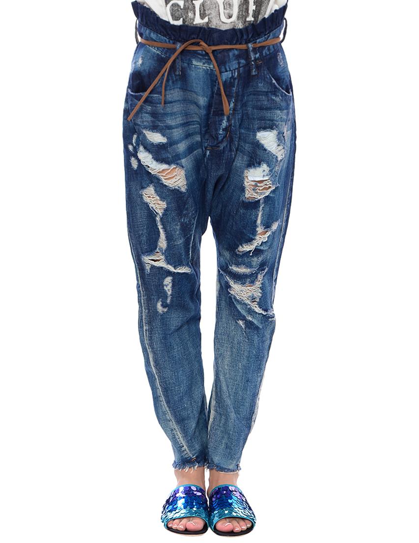 Женские джинсы ONETEASPOON 19135-b-royale