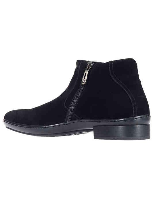 черные мужские Ботинки Florian 538_black 6649 грн