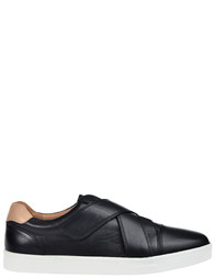 Женские слипоны Calvin Klein E2622_black
