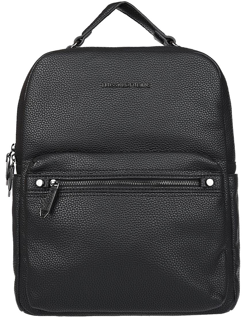 Рюкзак Trussardi Jeans 00016_black