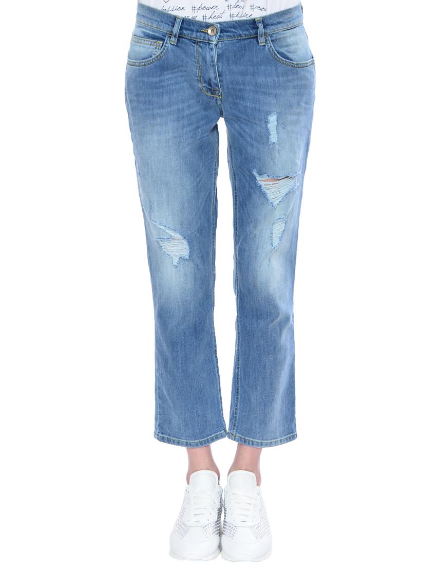 Женские джинсы PATRIZIA PEPE 8J0371-A1VL-C541
