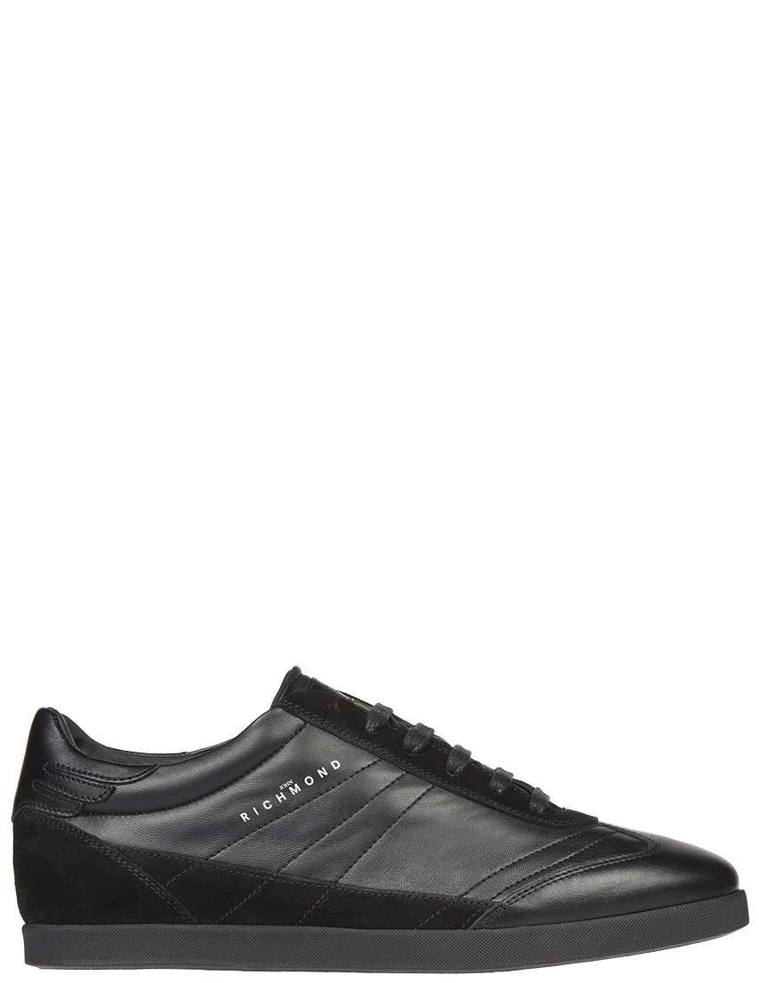Мужские кроссовки John Richmond 5854_black