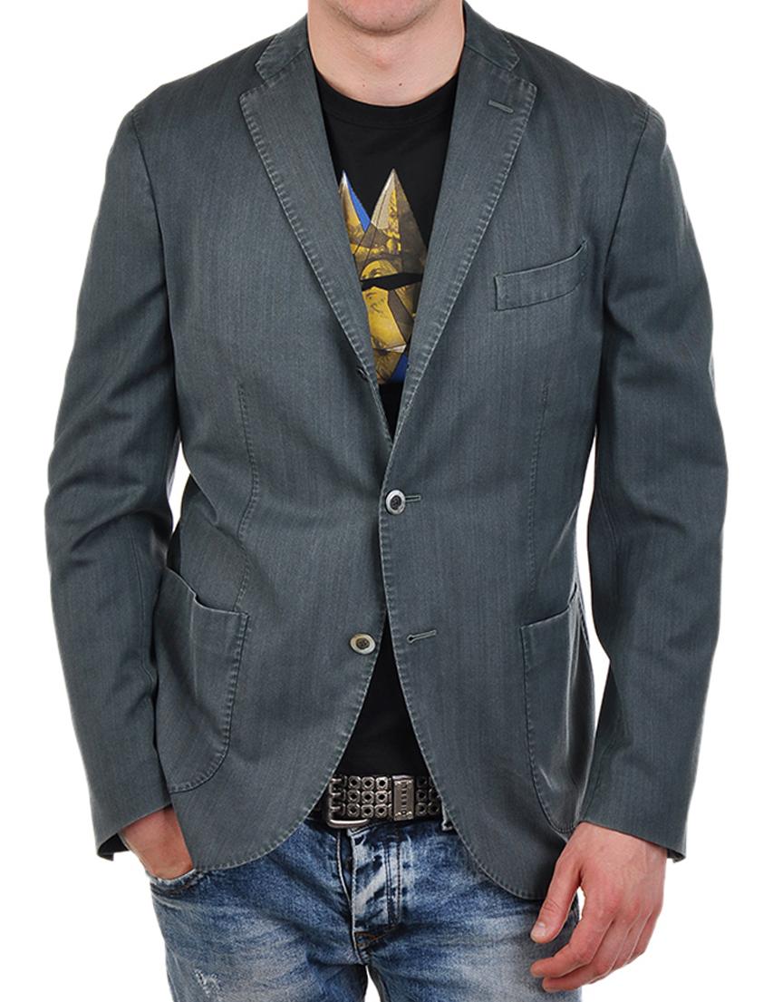 Мужской пиджак BOGLIOLI SR3302JBAS6550555