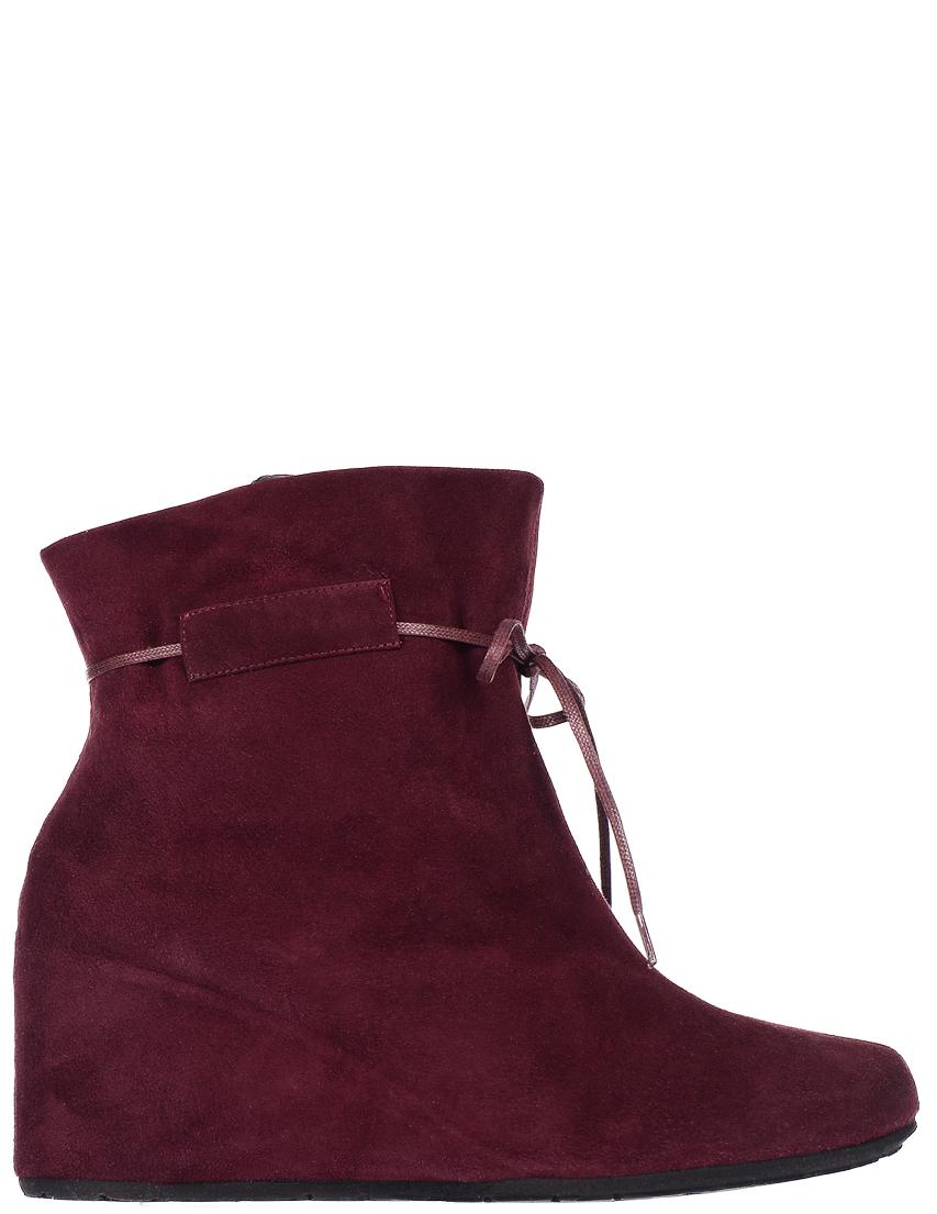 Женские ботинки Thierry Rabotin 9192_bordo
