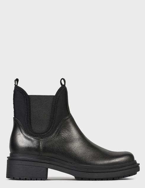 женские черные Ботинки Bikkembergs B4BKW0013-SANIDA - фото-6