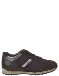 Детские кроссовки для мальчиков TOD'S UXCOHE06460RLM4272_brown