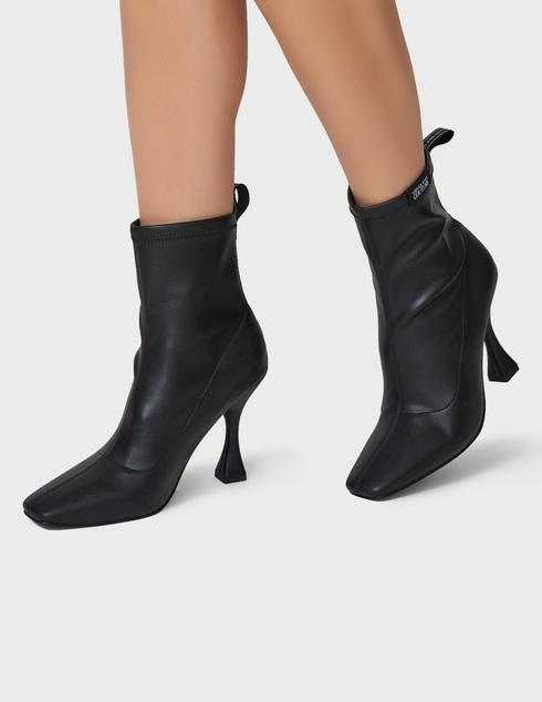 черные Ботильоны Versace Jeans Couture 71VA3S86-899