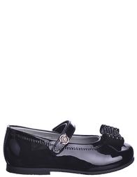 Детские туфли для девочек MISS BLUMARINE A1122-black