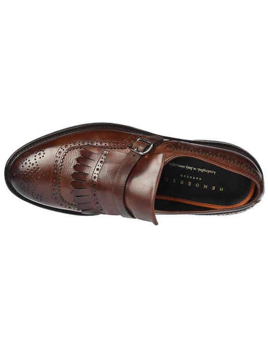 коричневые Туфли Henderson Baracco S58400_bXown размер -