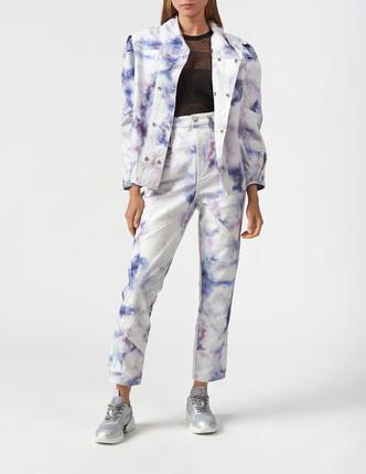 ISABEL MARANT джинсовая куртка