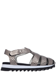 Женские сандалии Logan 1115_silver