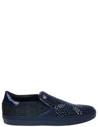 Женские слипоны RICHMOND 6355-blue