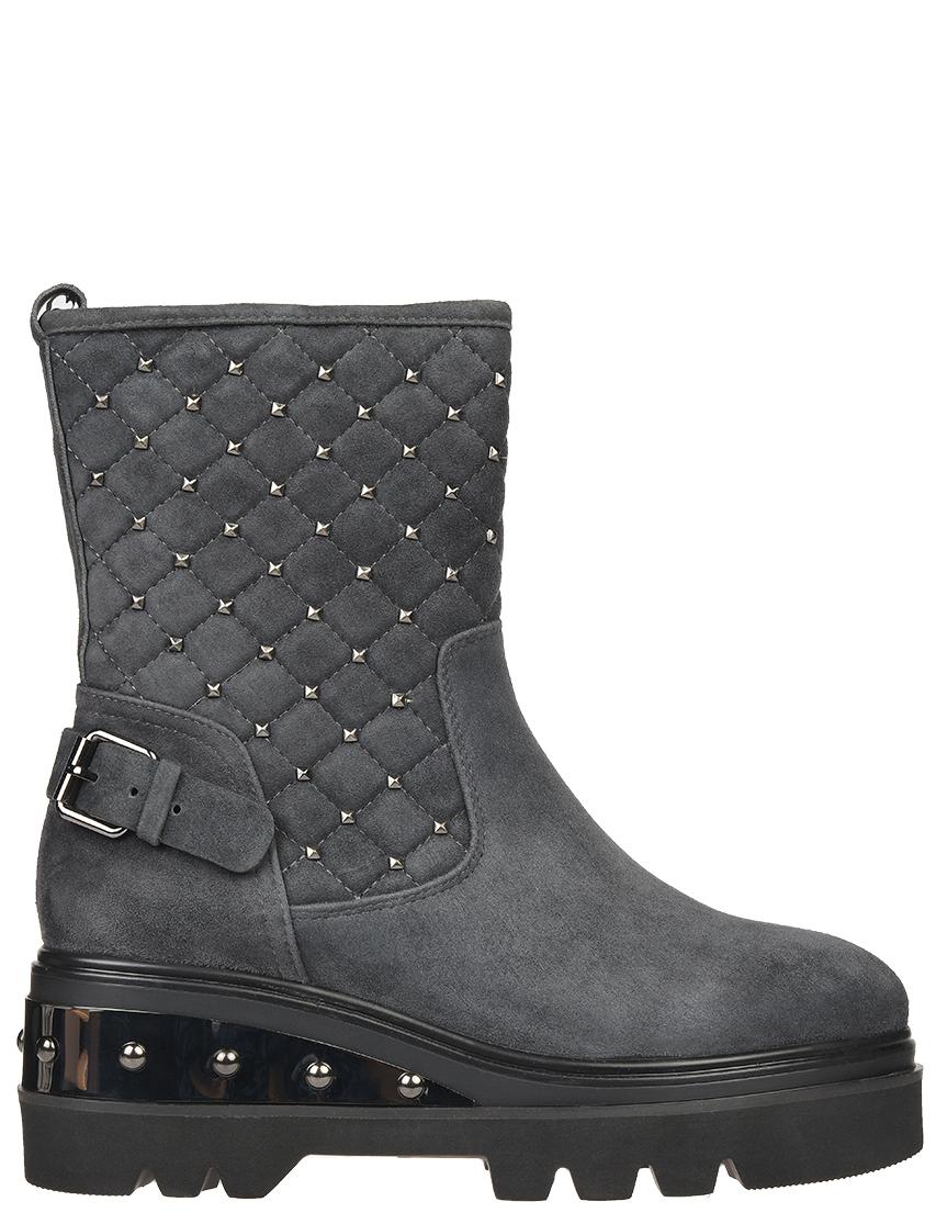 Женские ботинки Gianni Renzi RS1377B_gray