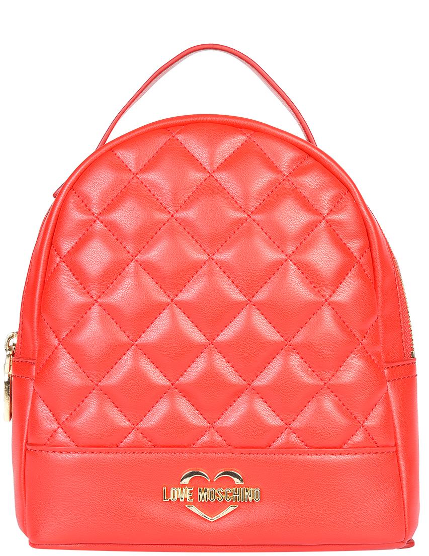 Рюкзак Love Moschino 4206-К_red