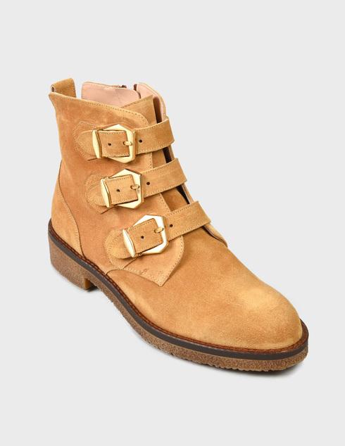женские коричневые Ботинки Pertini 201W16595D1 - фото-2