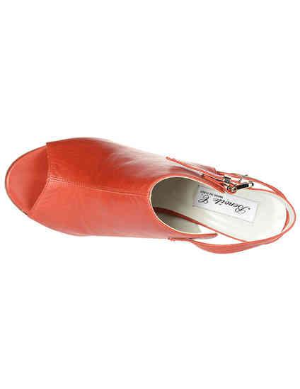 красные Босоножки Benoite C 3822_red размер - 36