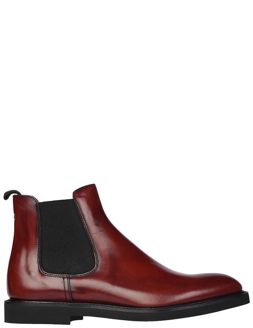 Женские ботинки Roberto Serpentini RS612BRD_bordo