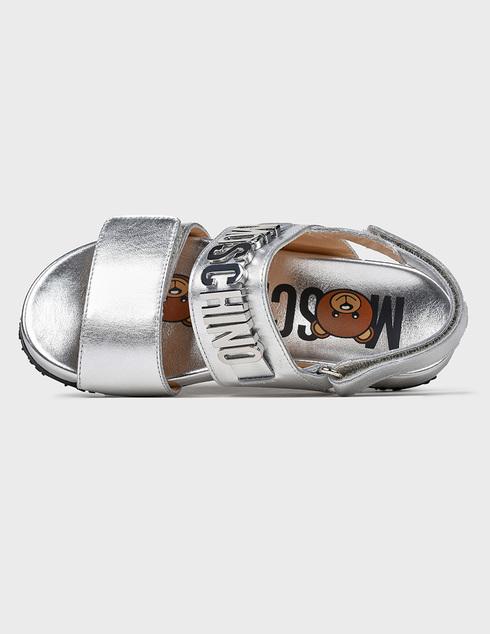 Moschino 26310-argento-silver фото-3