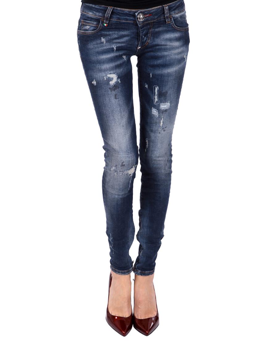 Женские джинсы PHILIPP PLEIN 180594_blue