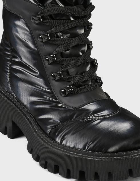 женские черные Ботинки Loriblu 2I4TL11500 - фото-6